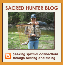 Sacred Hunter Blog